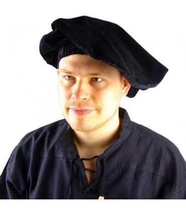 Bonnet de velours Renaissance