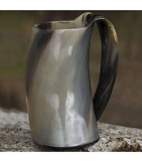 Tasse de bois de Viking (0.5 litres)