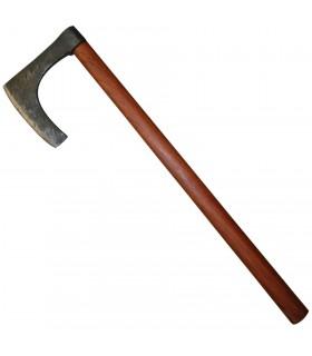 Hacha Vikinga Barbada (75 cms.)