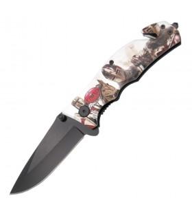 Couteau de sauvetage Templier