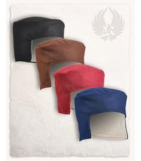 Sombrero medieval Cap negro