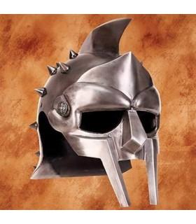 Casco Gladiador Romano con pinchos