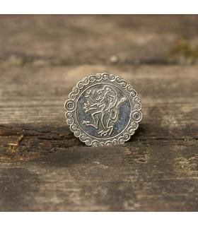 Set de 200 monedas medievales León