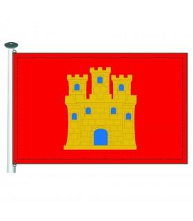 Bandera pendón de Castilla (150x100 cms.)