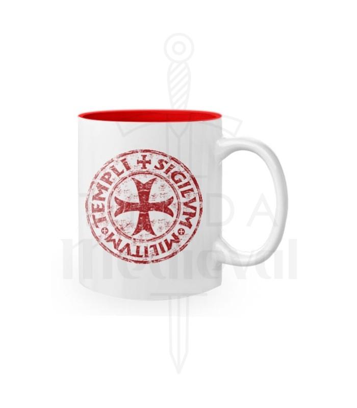 Tasse Tasse En En Templier Croisé Céramique Céramique mN08nwv