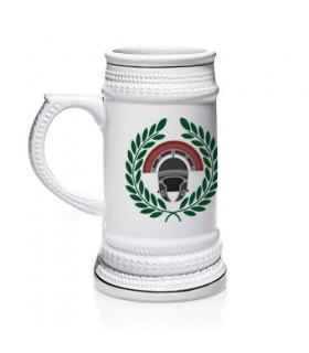 Jarra de cerveza Centurión Romano