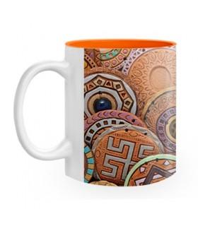 Mug Runes et Symbologie Celtique