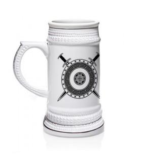 Char à bière des Vikings