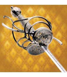 Espada Rapiera Comandos de Cristo