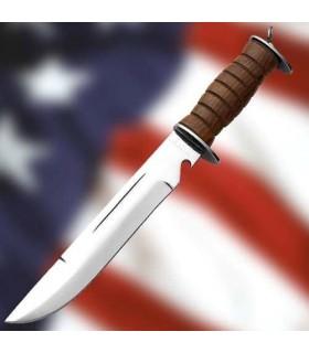 Couteau E. G. Waterman Américain de la 2ème Guerre Mondiale