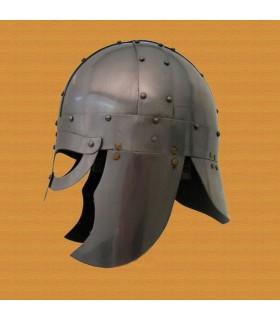 Casque de Viking avec un Masque et des protections