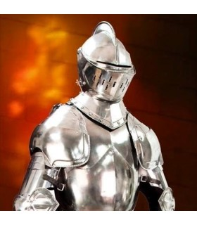 L'armure italienne Duc de Bourgogne