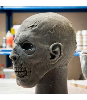 Masque Tête de l'Homme Zombie (57-59 cm.)