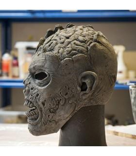 Masque de Tête de Zombie Viscères (57-59 cm.)