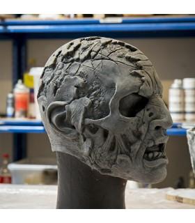 Masque de Zombie de la Moitié de la Tête (57-59 cm.)