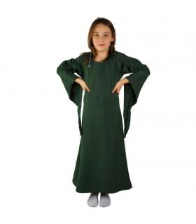 Robe-Tunique médiévale pour fille
