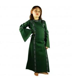 Robe médiévale filles
