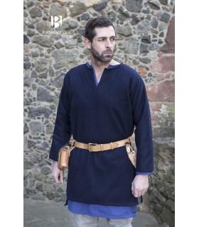 Tunique médiévale Lodin, bleu