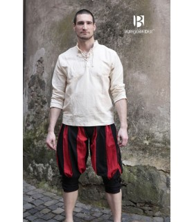 Pirate pantalon-Maximilians-universität, rouge-noir