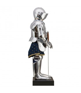 Armure allemande en miniature (66 cms.)