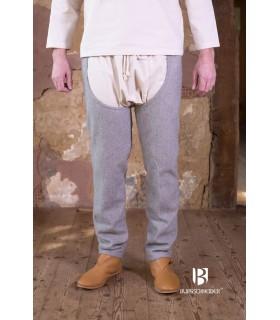 Les jambes de laine Bernulf, gris