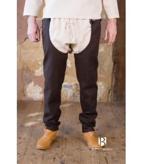 Les jambes de laine Bernulf, brun