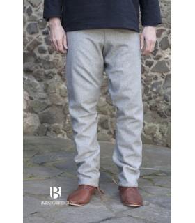 Pantalon médiéval Thorsberg, gris