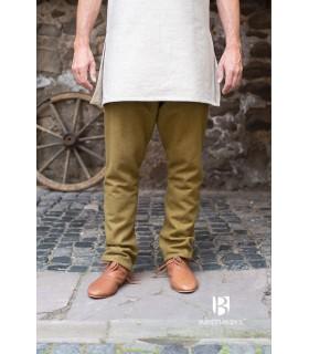 Pantalon médiéval Thorsberg, de la moutarde