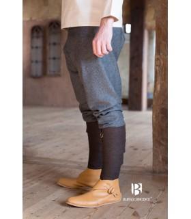 Pantalon médiéval Thorsberg, gris foncé