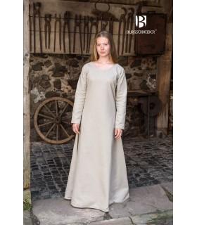 Tunique médiévale Freya, gris
