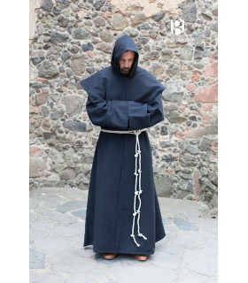 Costume de Moine médiéval Benediktus, noir