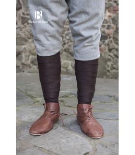 Chaussettes médiévale filetée Aki
