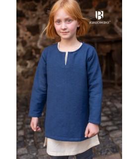 Tunique médiévale pour les enfants, Eriksson bleu