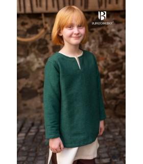 Tunique médiévale pour les enfants, Eriksson vert
