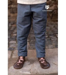 Pantalon médiéval enfant Ragnarsson, gris