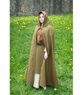 Couche médiéval de la laine Hibernus, de la moutarde