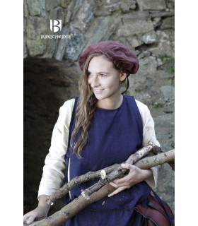 Béret femme médiévale