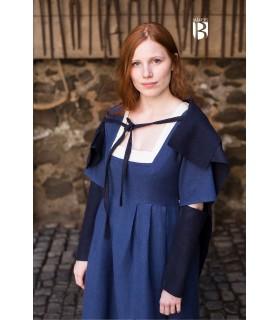 Manchons Chauffants bras Frida en Bleu