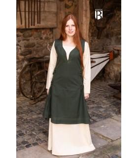 Robe médiévale Lannion, vert