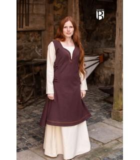 Robe médiévale Lannion, brun