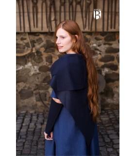 Tablier-foulard médiévale Bertrude