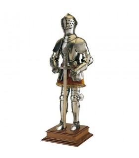 Armure lisa Marto, 61 cms.