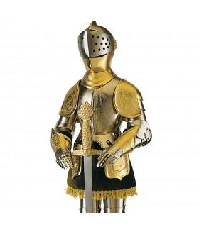 Armure enregistré Marto, 61 cms.