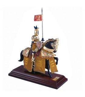 Armure Casque d'équitation Dragon