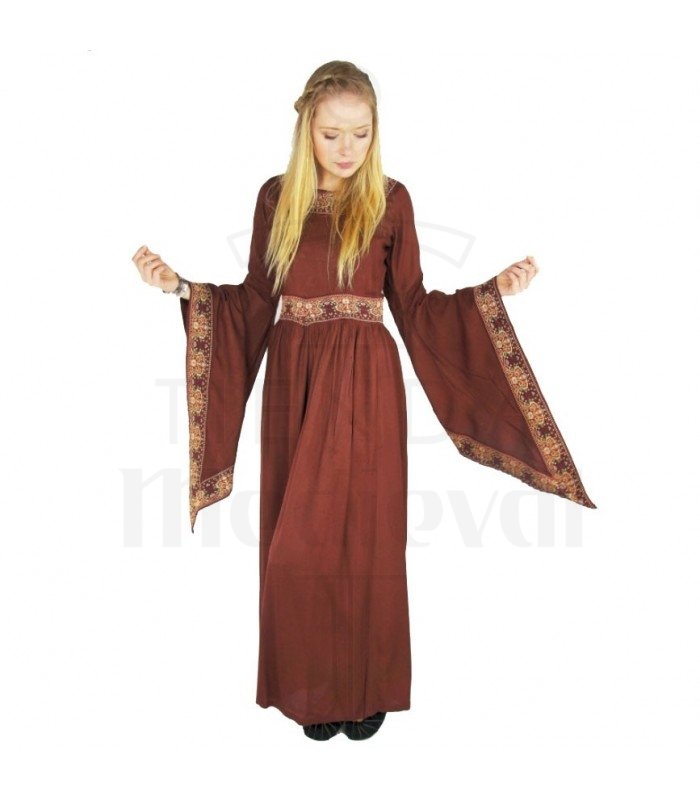 086d87eeb6d Robe médiévale noblesse