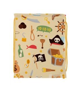 Sac à dos de chaînes de Pirates (34x42 cm.)