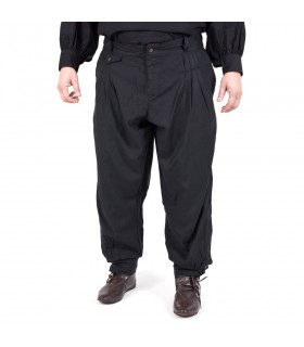 Pantalon médiéval avec des boutons
