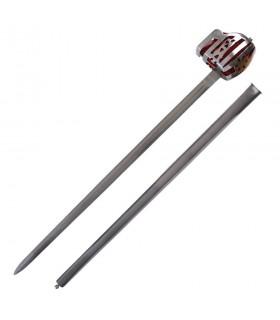 L'épée écossaise du XVIIIE siècle