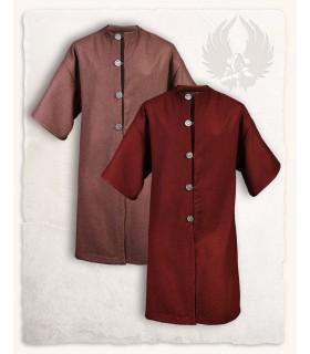 Manteau médiéval Rudolf, de la laine