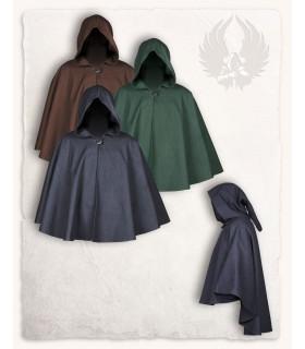 Manteau court avec capuche
